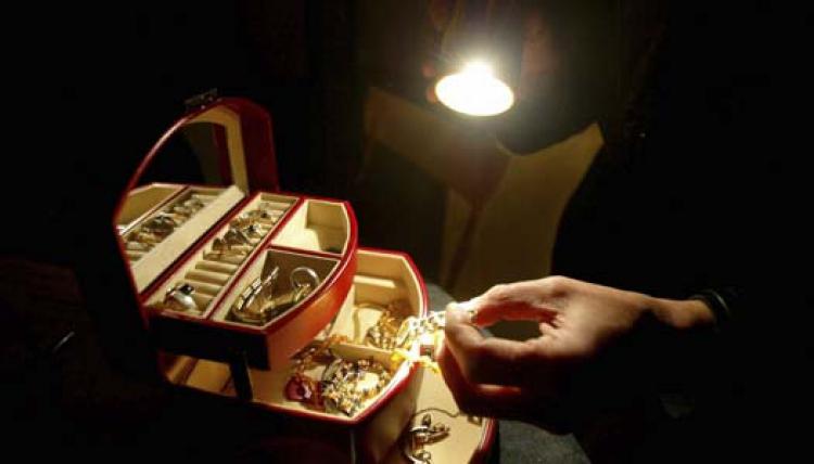 Får du ersättning för stulna smycken?