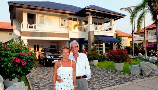 Ta pensionen och flytta till Thailand