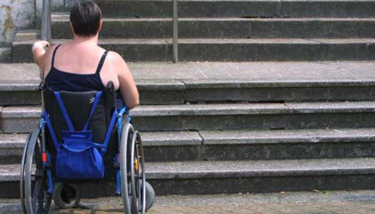 Samhället sviker funktionshindrade