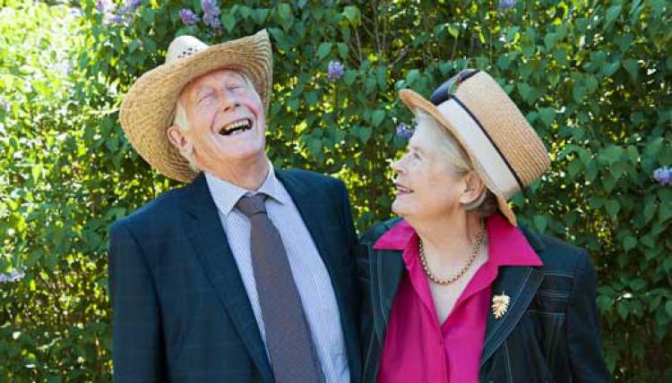 Ålder är inget hinder för deras kärlek