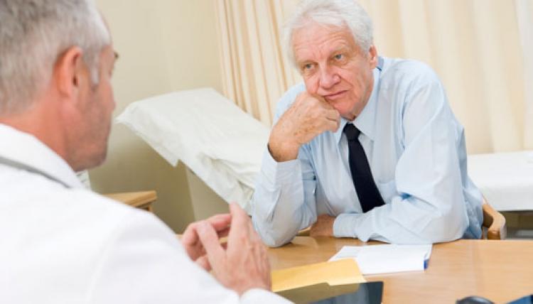 Många med prostatacancer opereras i onödan