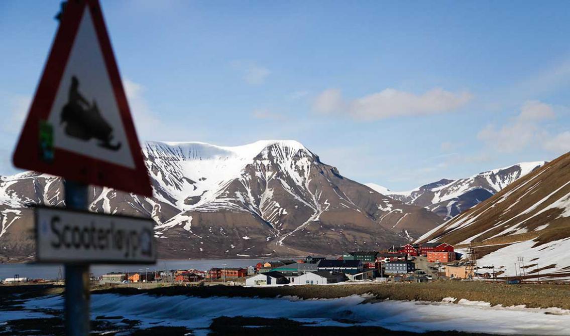 Det goda livet på Svalbard
