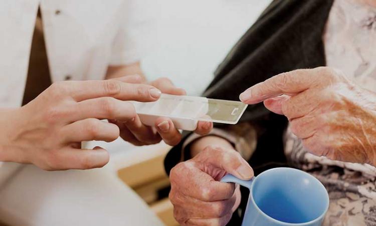 Äldrevårdscentralerna vände krisen till framtidstro