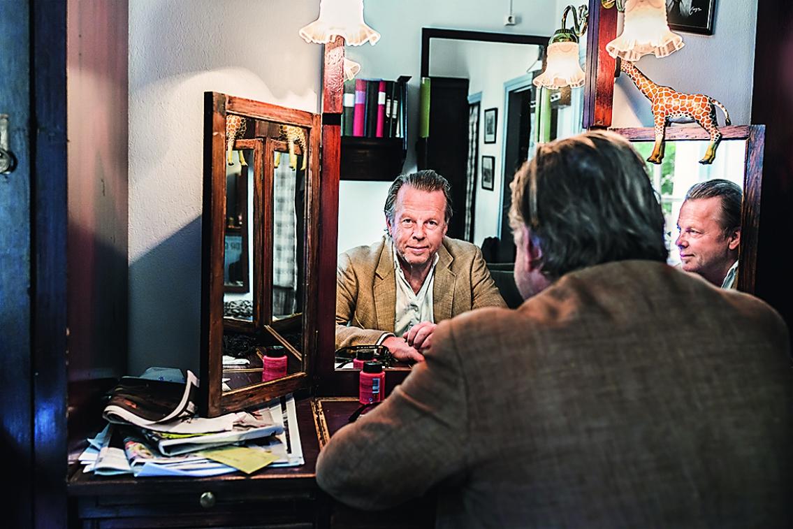 Krister Henriksson – Jag vill inte spela gammal