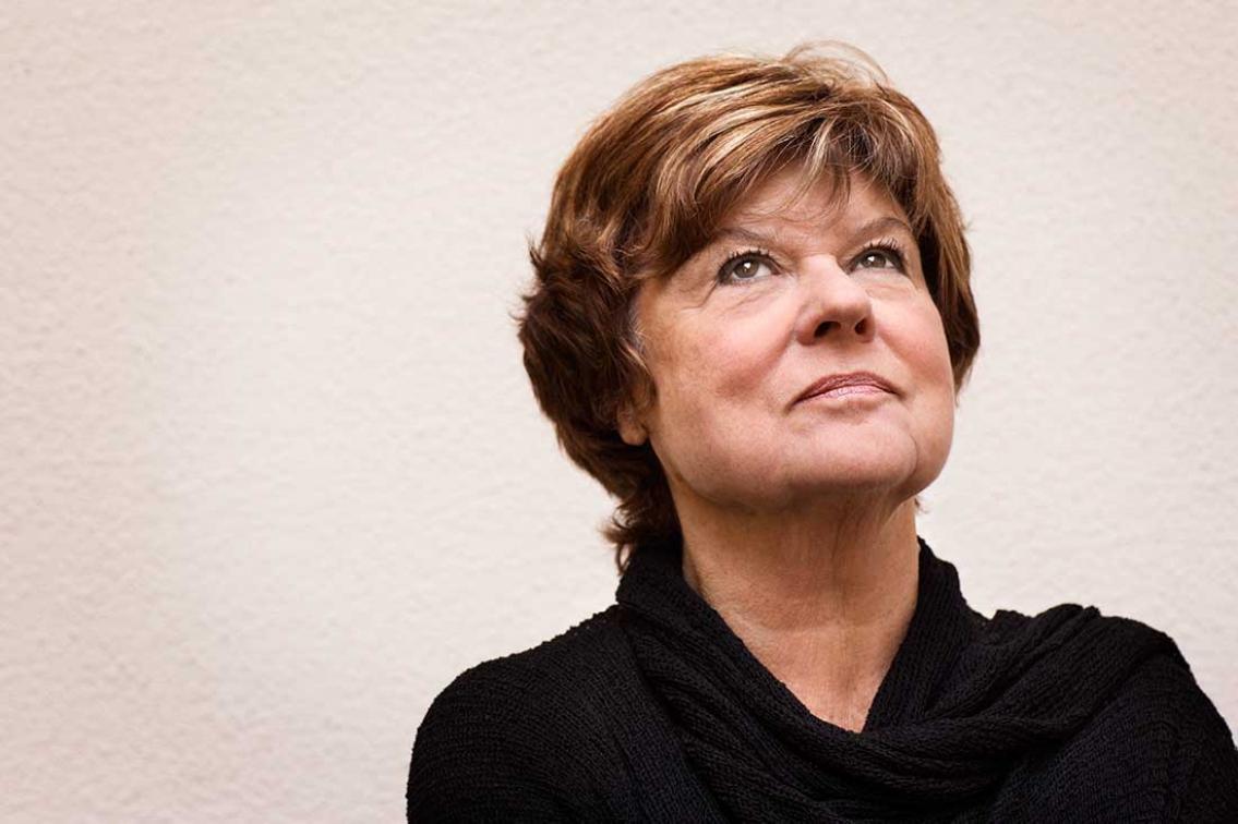 Det är här och nu som gäller för Annika Hagström