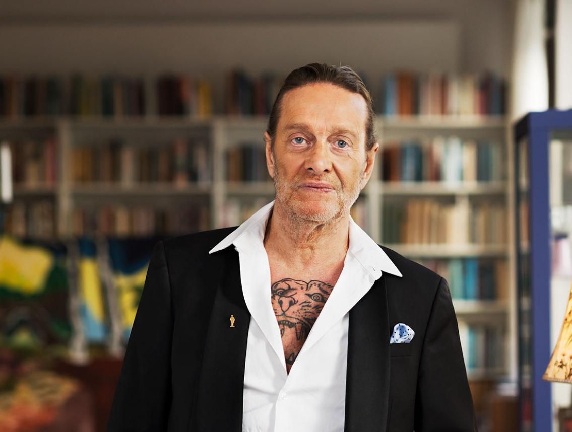 Björn Ranelid – En sårbar fighter