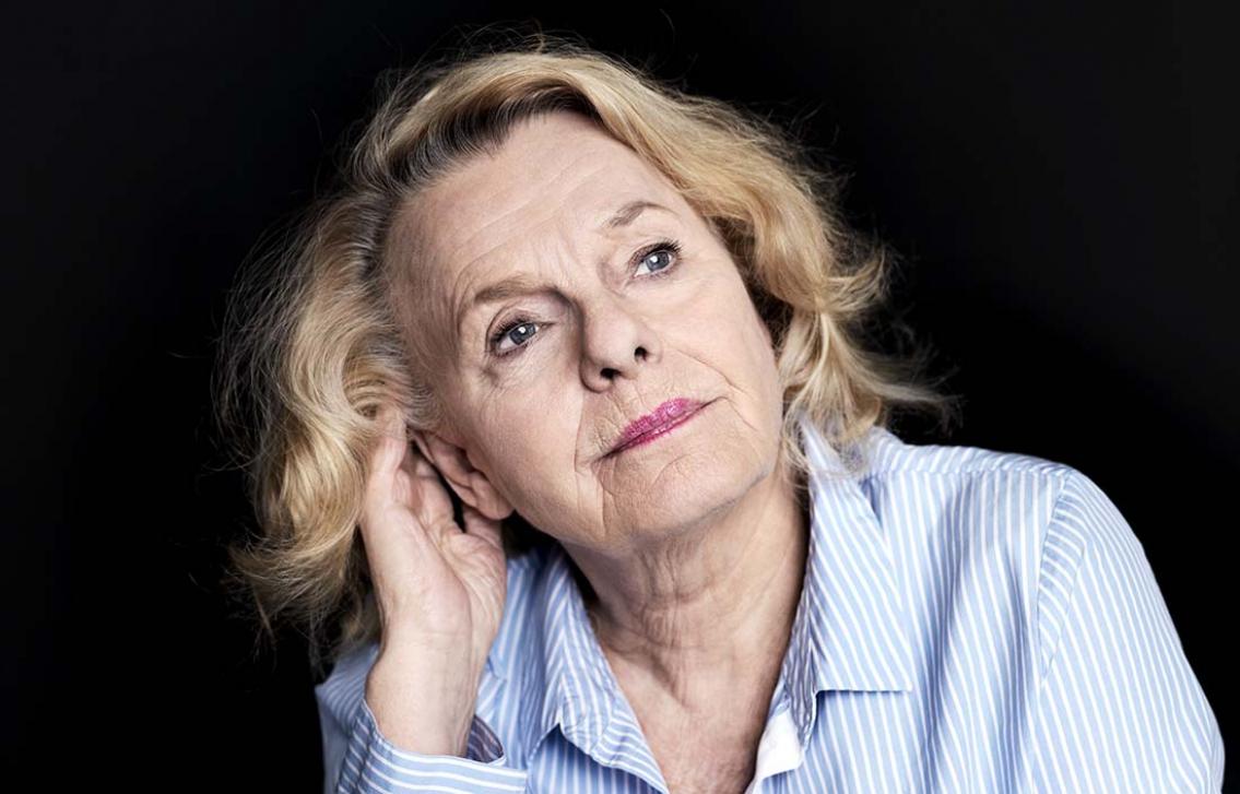 """Marie Göranzon: """"Jag har med mig mamma i allt"""""""