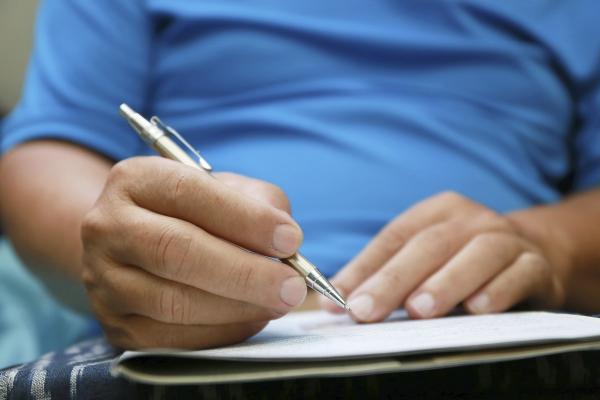 Möjligt skriva fullmakt för framtiden