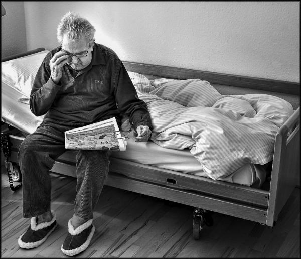 Bakläxa: Multisjuka äldre måste tas bättre om hand