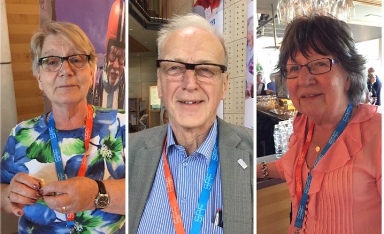 Några röster om kongressen i Gävle