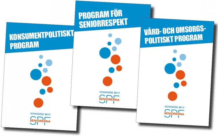 SPF Seniorerna vässar seniorpolitiken