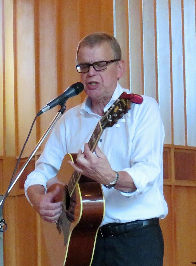 Björn Sandborgh om Gustaf Fröding