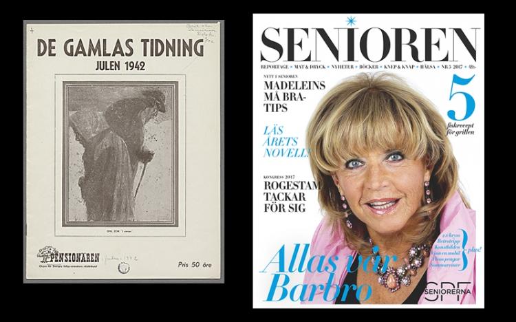 Jubileumsår: Senioren 75 år