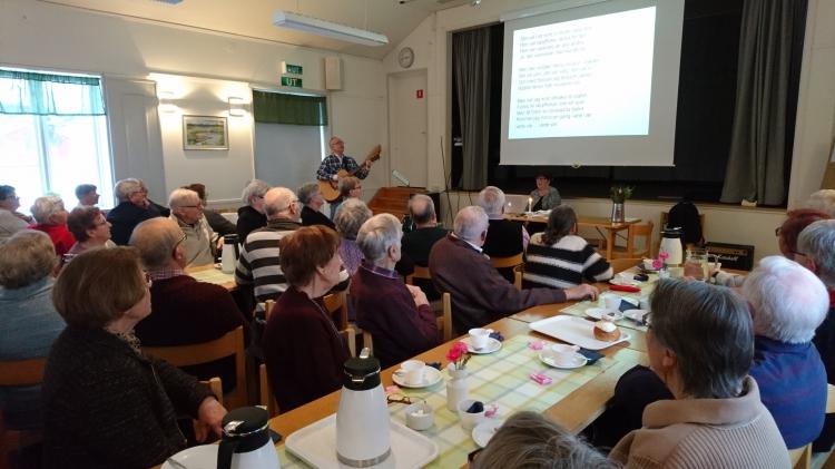 Årsmöte vid SPF Seniorerna Umeå Norra