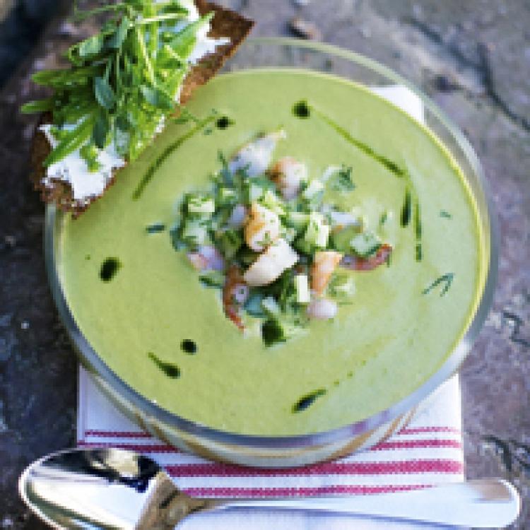 Njut soppan i sallskap med en god bok