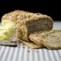 Saftigt bröd med gröt