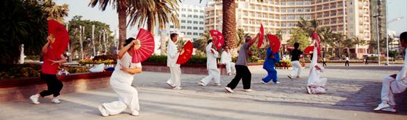 Följ med till Kinas Hawaii