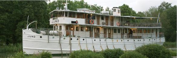 En lusttur på Göta kanal