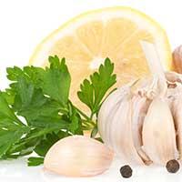 recept, gremolata, citron, vitlök och persilja, passar till grillat
