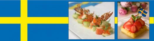 Fira nationaldagen med svenska smaker