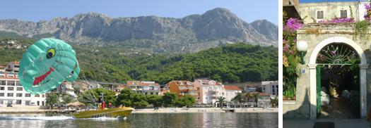 Upptäck Makarska rivieran i Kroatien