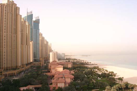 Dubai – med sol och shopping året om