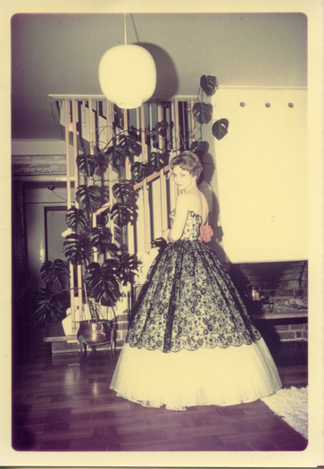 Ulla fick en prisvärd Askungeklänning