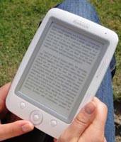 5 läsplattor som gör biblioteket mobilt.