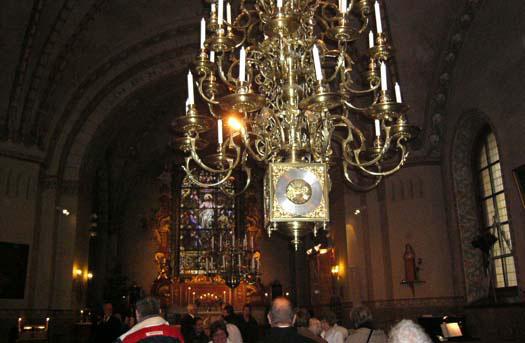 Adventsresa till Norbergs kyrka