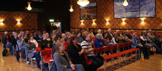SPF i Sundsvall tar sig an ADHD