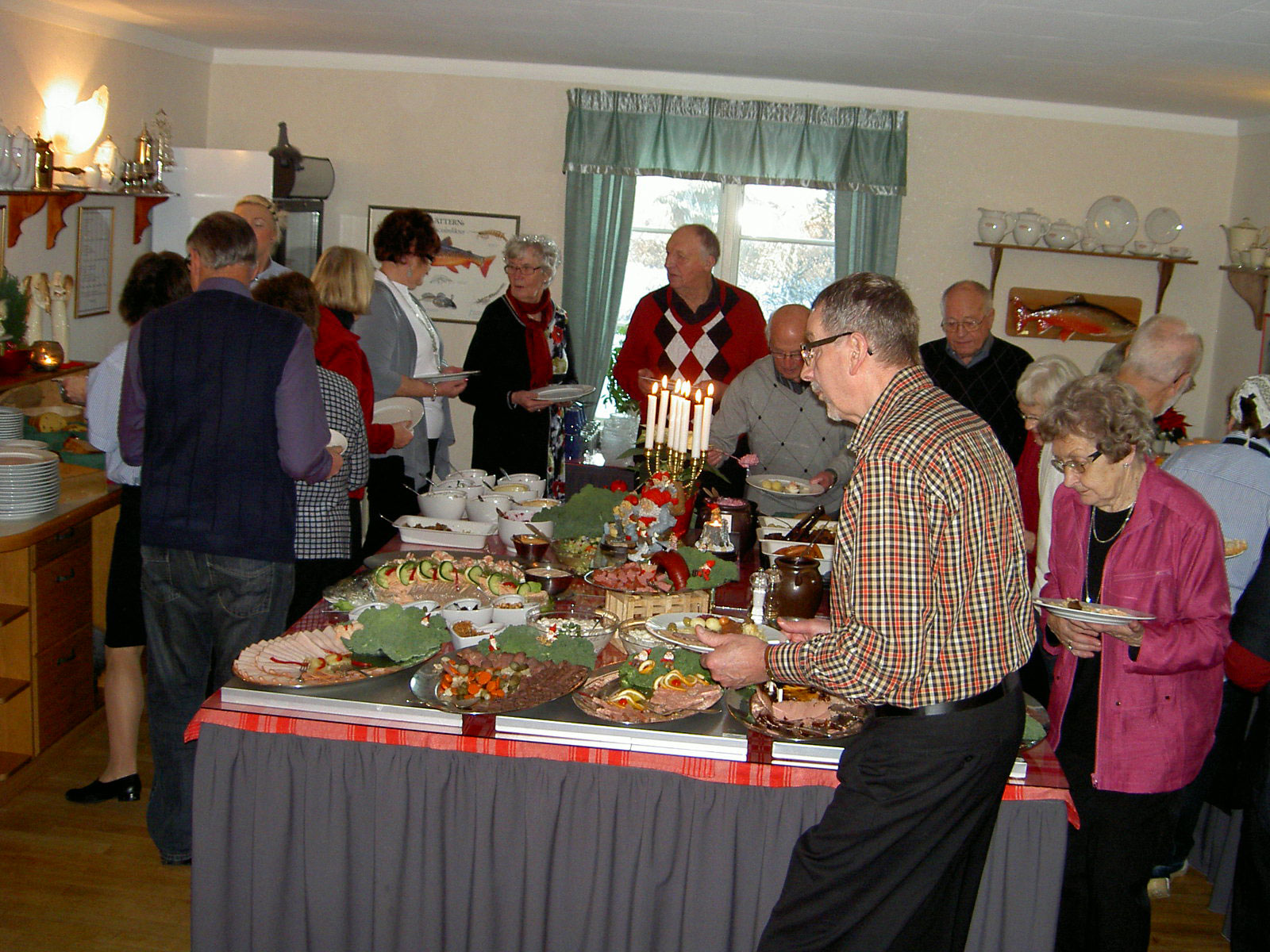 SPF Karlsborgsbygdens Julbord