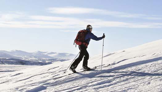 Skida i Edsåsdalen