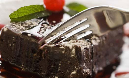 Frossa i choklad