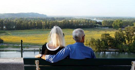 Ny kärlek förbättrar din hälsa