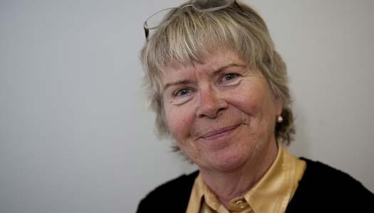 Bodil Jönsson är årets senior 2011