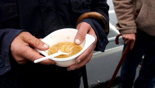 Nästan två tusen äldre är hemlösa