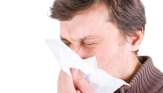 Influensan tar fart på allvar
