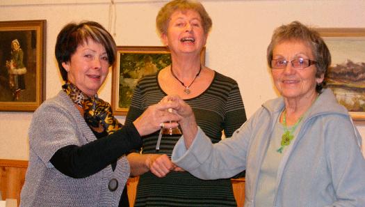 Årets första medlemsmöte på Majstångsbacken 18 januari