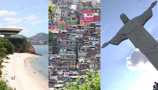 Välkomna till Rio!