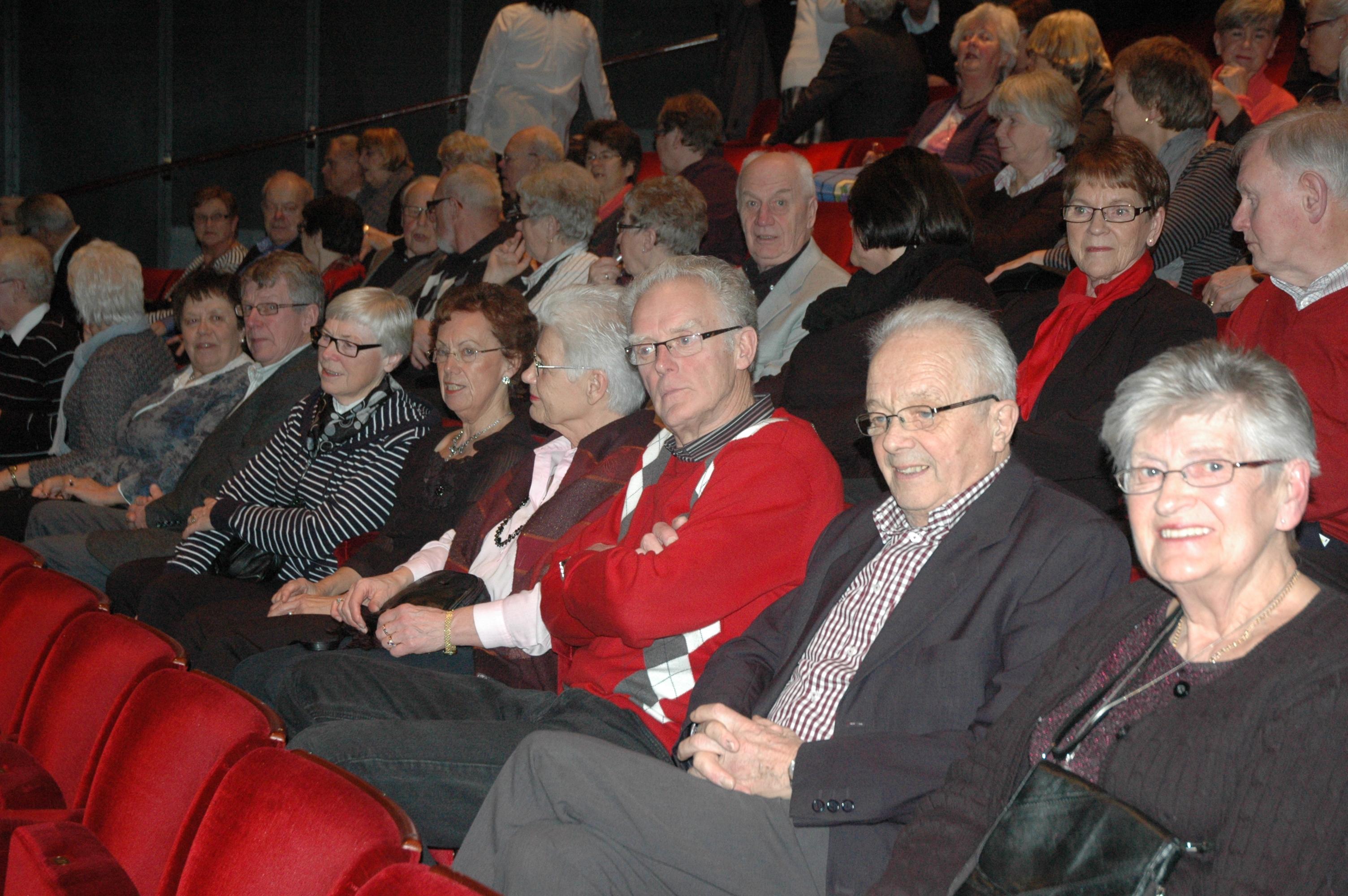 SPF Toarp på Teaterresa