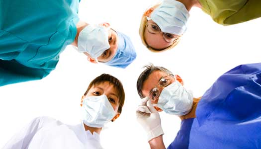 Stor risk att ha många läkare