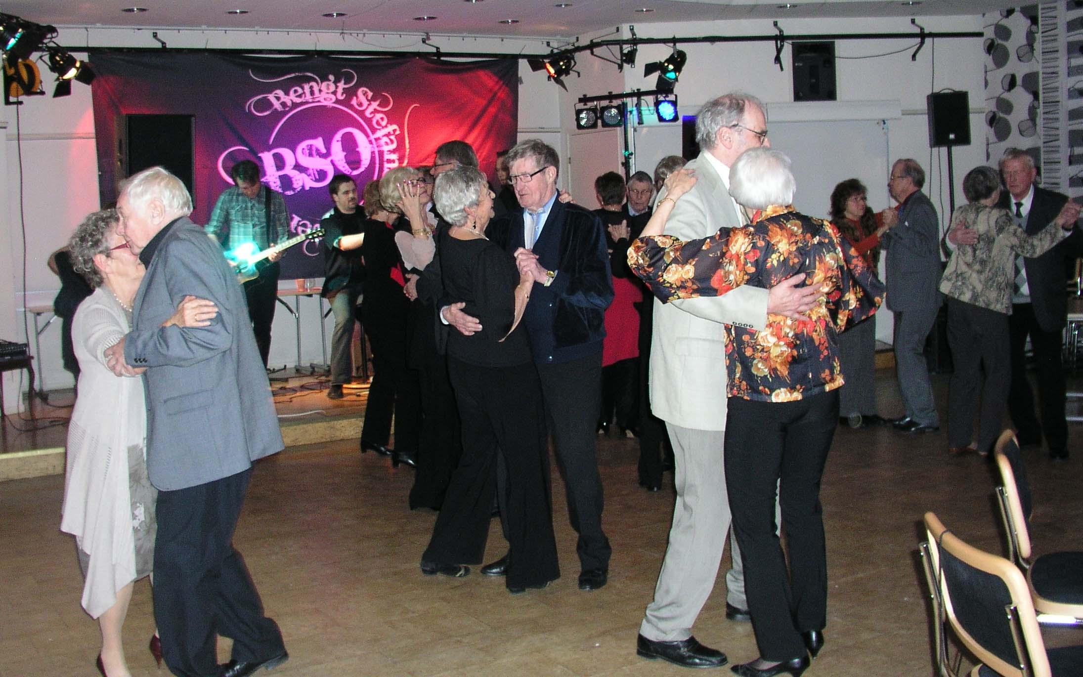 Roten festar på gamla Skottdagen