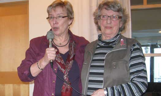 Årsmöte med SPF i Bureå