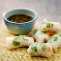 Vietnamesiska vårrullar, recept