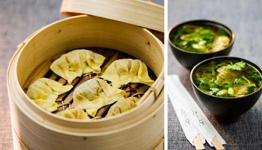 Gör dina egna dumplings