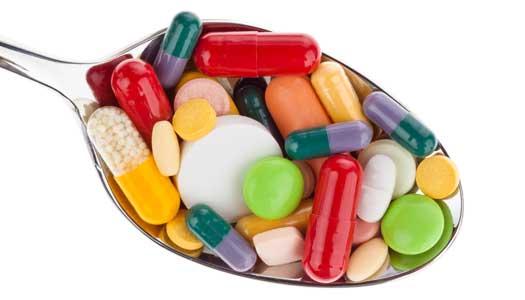 Multimedicinering på väg ner?