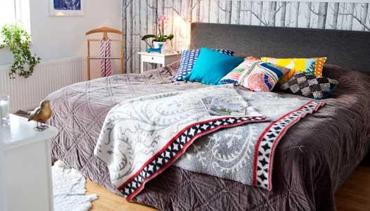 Skapa ett vilsamt sovrum