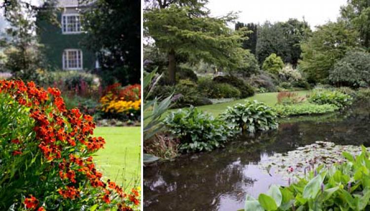 Åtta engelska trädgårdar