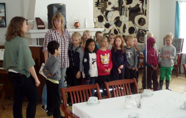 SPF Mjölkuddens cafémöte den 20 April