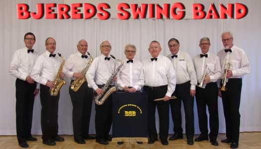Swingmusik i Bjärred